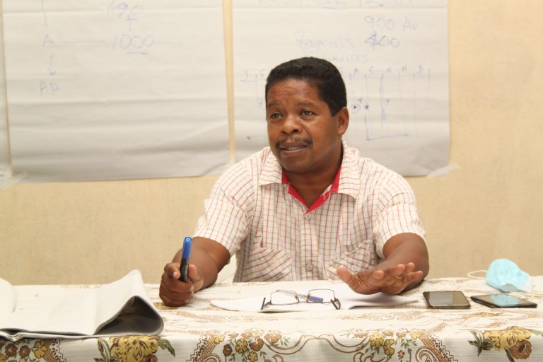 """Regional Director of FDA: """"When it comes to helping Malagasy farmers, the FDA is ready to partake through its projects."""""""